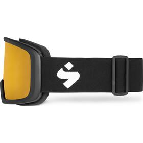 Sweet Protection Firewall Gafas Hombre, negro/amarillo